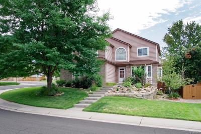 Highlands Ranch Single Family Home Active: 10101 Silver Maple Circle