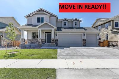 Brighton Single Family Home Under Contract: 5414 Snapdragon Court