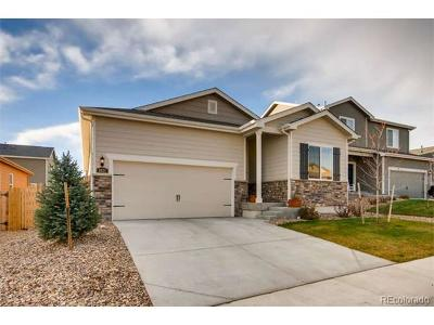 Weld County Single Family Home Active: 1821 Taos Street