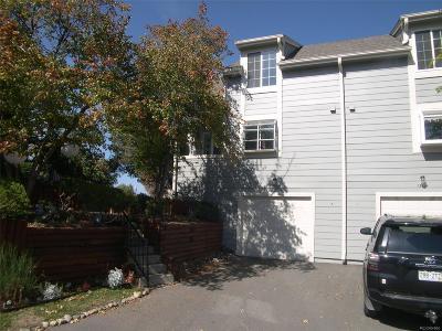 Aurora Condo/Townhouse Under Contract: 13526 East Evans Avenue