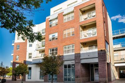 Denver Condo/Townhouse Under Contract: 2550 Washington Street #201