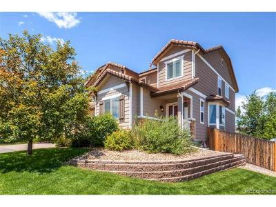 Single Family Home Sold: 16691 East Black Horn Drive