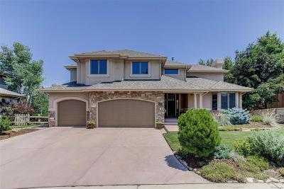 Lafayette Single Family Home Under Contract: 782 Niwot Ridge Lane