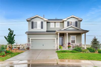 Dacono Single Family Home Under Contract: 5697 West View Circle