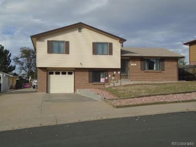 Aurora Single Family Home Active: 14609 East 24th Avenue