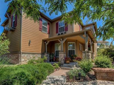 Highlands Ranch Single Family Home Active: 10616 Clearview Lane