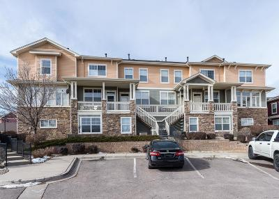 Parker Condo/Townhouse Under Contract: 9558 Pearl Circle #105