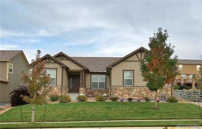Broomfield Single Family Home Active: 16624 Trinity Loop