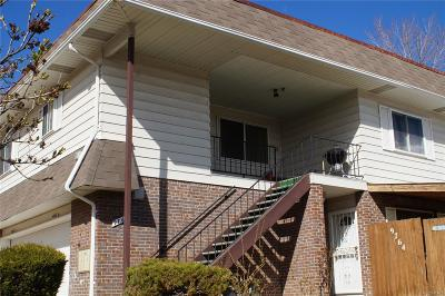 Thornton Condo/Townhouse Under Contract: 9768 Orangewood Drive