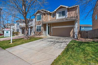 Northglenn Single Family Home Under Contract: 10734 Cook Street