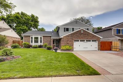 Arvada Single Family Home Active: 8180 Jellison Court