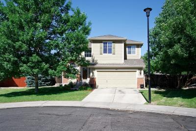 Thornton Single Family Home Active: 2007 East 98th Place