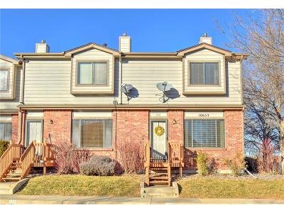 Arvada Condo/Townhouse Active: 10653 West 63rd Drive #106