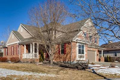 Broomfield Single Family Home Active: 13955 Craig Way