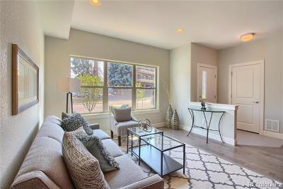 Denver Condo/Townhouse Active: 4441 East Jewell Avenue