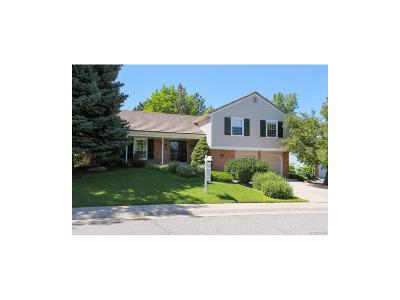 Centennial Single Family Home Active: 6066 East Long Place