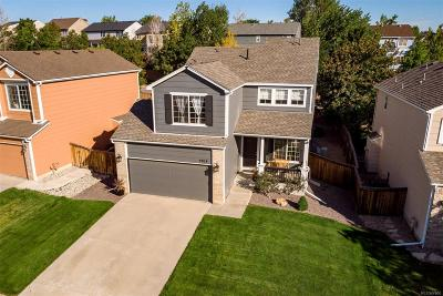 Highlands Ranch Single Family Home Active: 9919 Sydney Lane