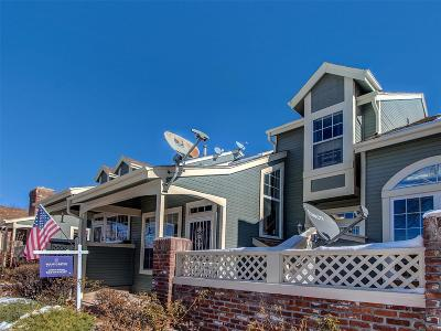 Littleton Condo/Townhouse Under Contract: 2898 West Long Circle #D