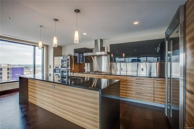 Aurora, Centennial, Cherry Hills Village, Denver, Englewood, Greenwood Village, Littleton, Parker, Lakewood Condo/Townhouse Active: 1133 14th Street #2620