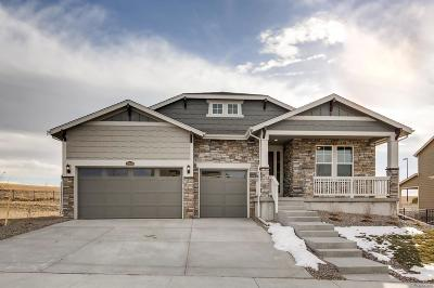 Arapahoe County Single Family Home Active: 27676 East Alder Drive