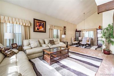 Aurora Single Family Home Active: 2107 South Elkhart Street