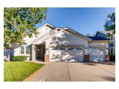 Highlands Ranch Single Family Home Under Contract: 1163 English Sparrow Trail