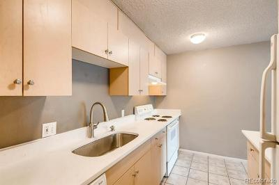 Denver Condo/Townhouse Active: 2500 South York Street #215