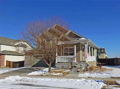 Commerce City Single Family Home Active: 10178 Idalia Street