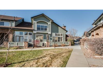 Littleton Condo/Townhouse Active: 2725 West Greens Drive