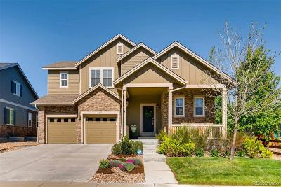 Aurora Single Family Home Active: 6897 South Riverwood Way