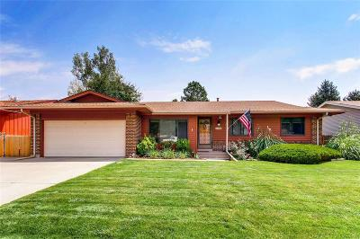 Lakewood Single Family Home Active: 2140 South Youngfield Street