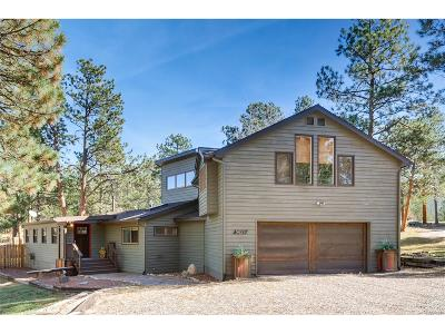 Evergreen Single Family Home Under Contract: 5628 South Skyline Drive