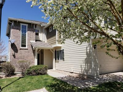 Condo/Townhouse Sold: 12973 Grant Circle #A