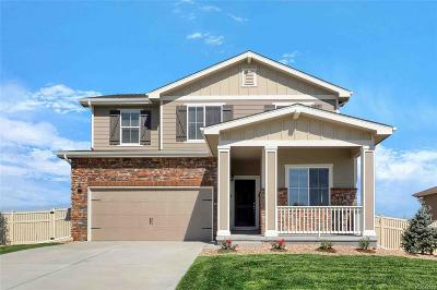Firestone Single Family Home Under Contract: 5599 Tumbleweed Avenue