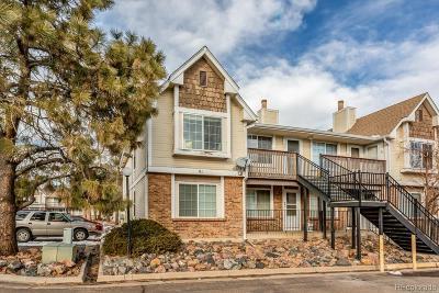 Aurora CO Condo/Townhouse Sold: $120,000
