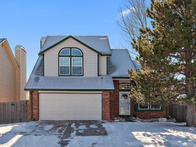Castle Rock Single Family Home Under Contract: 5601 East Prescott Avenue