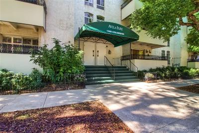 Denver Condo/Townhouse Active: 1365 Columbine Street #606