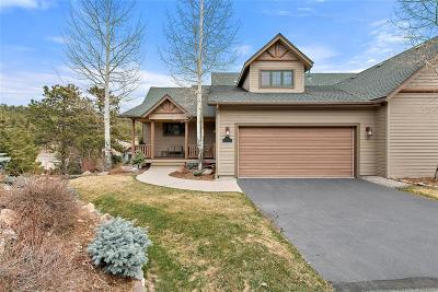 Conifer, Evergreen Condo/Townhouse Under Contract: 1202 Fairbanks Court