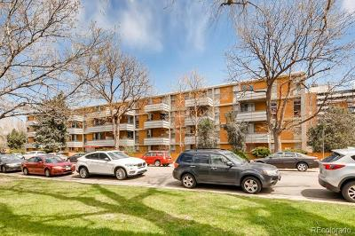 Condo/Townhouse Active: 2500 South York Street #215