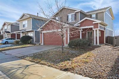 Longmont Single Family Home Under Contract: 10426 Butte Drive