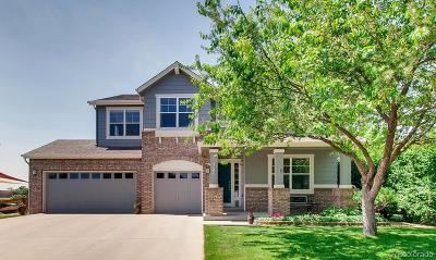 Broomfield Single Family Home Under Contract: 2560 Creekside Drive