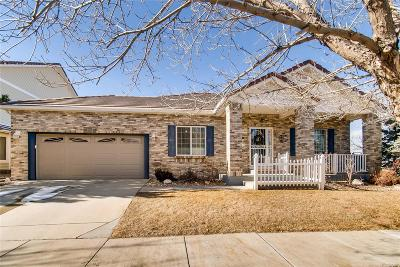 Commerce City Single Family Home Active: 11893 Hannibal Street