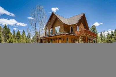 Leadville Single Family Home Active: 170 Alpine Cirque