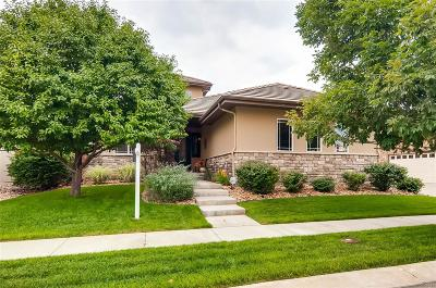 Commerce City Single Family Home Active: 11461 Chambers Drive