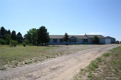 Keenesburg Single Family Home Active: 1160 County Road 61