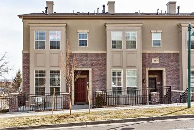 Highlands Ranch Condo/Townhouse Under Contract: 695 Bristle Pine Circle #A