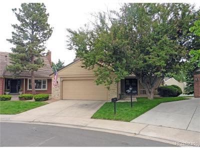 Centennial Single Family Home Active: 6701 South Kearney Court