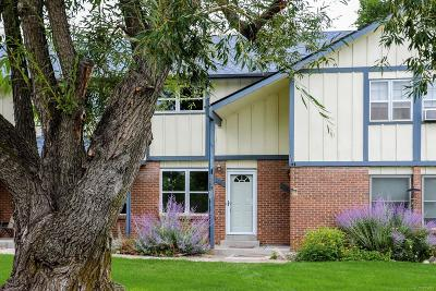 Littleton Condo/Townhouse Under Contract: 7027 South Webster Street