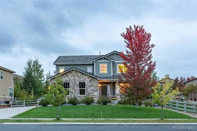 Broomfield Single Family Home Under Contract: 2700 Gray Wolf Loop