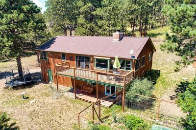 Evergreen Single Family Home Under Contract: 24673 Chris Drive